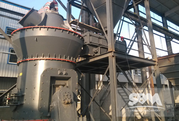 Coal Grinding By LM130M Plant For Lime Kiln