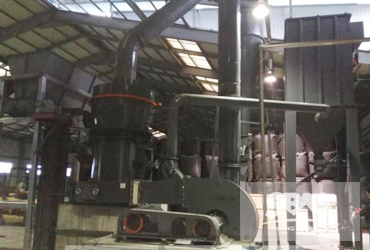 Activated Carbon Grinding By MTM100 System