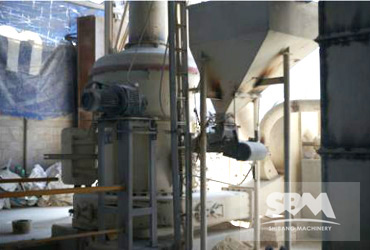 Dolomite Grinding By MTW110 Mill For Refractory Matter