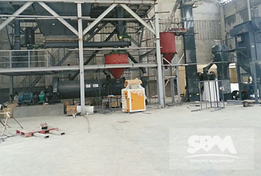 Silica Sand Grinding By Ball Mill,1.2tph For Ceramic Industry