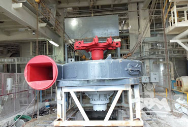 Gypsum Grinding By MTW175Z Mill In India