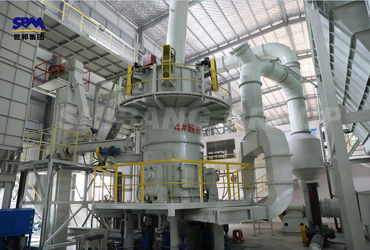 Calcite Grinding By LUM1125 And SCM1250 For Plastic