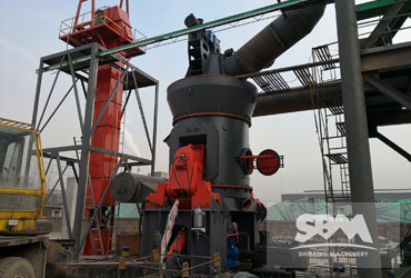 Coal Grinding By LM150M,15tph For Fuel