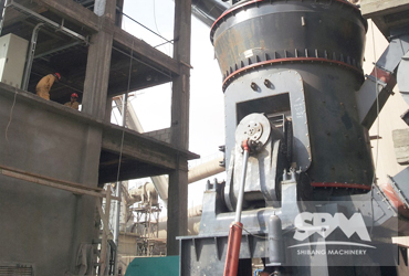 Coal Grinding By LM190M,30tph For Fuel