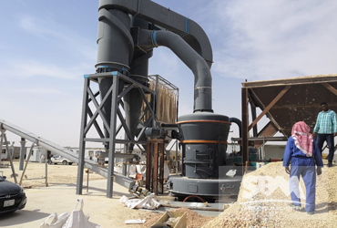 Limestone Grinding By MTW175 Grinding Mill For Mortar