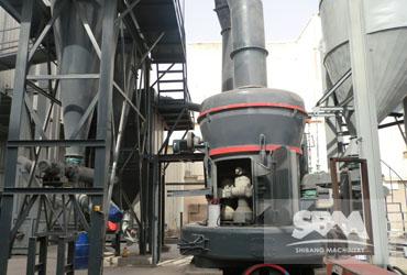 Barite Grinding Plant In Saudi Arabia
