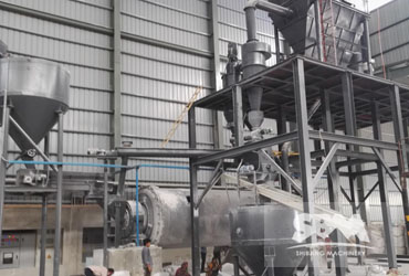 Perlite Grinding By Ball Mill For Concrete Industry In Kenya
