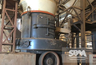 Bentonite grinding by MTW175,120,000 TPY