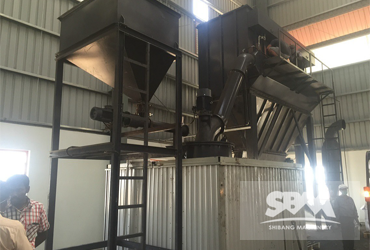 SCM800 Mill For Active Carbon in India