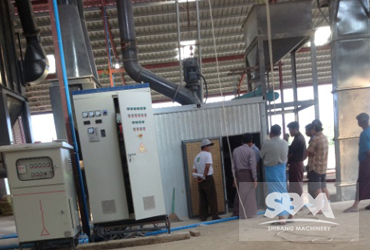 Anhui Lime Mill Production Line With A Daily Output Of 2000 Tons