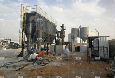 SCM1000 Ultrafine Mill In Serbia