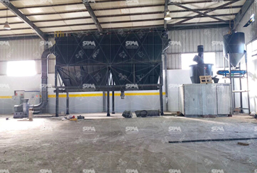SCM1000 Mill in Mexico