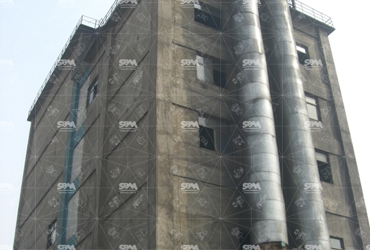 Coal Grinding Mill Which Is Grind By LM150M, 15-20TPH For Buring