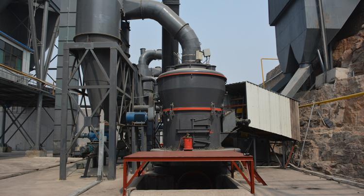 Limestone Road Mineral Powder Grinding Process