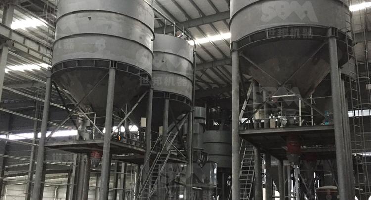Limestone Desulfurization Of Flue Gases