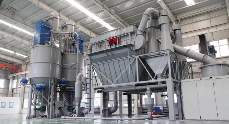 List Of Barite Powder Mill