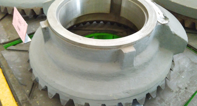 How To Reduce The Gear Wear Of Raymond Mill