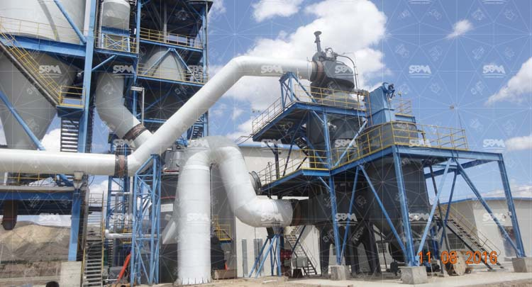 Fly Ash Basic Properties And Grinding Mill