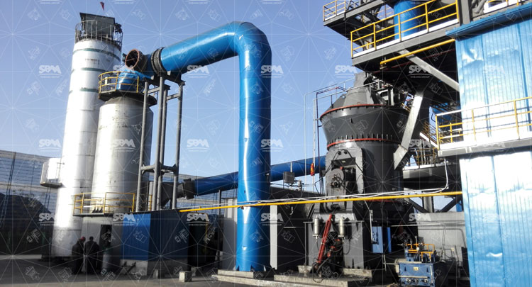 How To Reduce The Noise Of Slag Vertical Mill