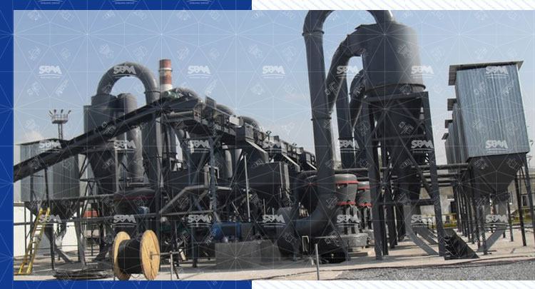 Kaolin Processing Plant Machinery