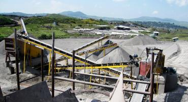 120TPH Basalt Crushing Production Line In Ethiopia