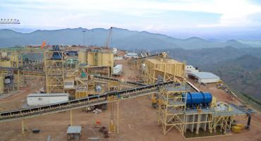 300TPH Gold Ore Crushing Production Line In Congo