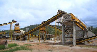250-300TPH Granite Crushing Project In Nigeria