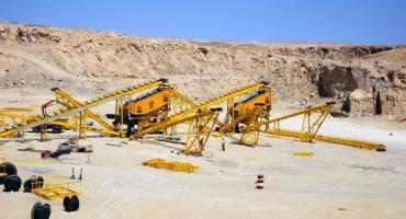 Limestone Production Line In Tunisia