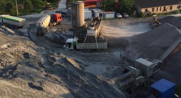 130-200TPH Construction Waste Treatment Production Line