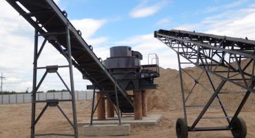 Granite Dolomite Mobile Crushing Production Line