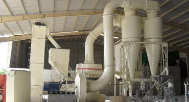 4TPH Calcite Milling Production Line In Vietnam