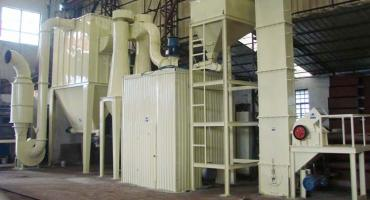 6TPH Dolomite Grinding Project