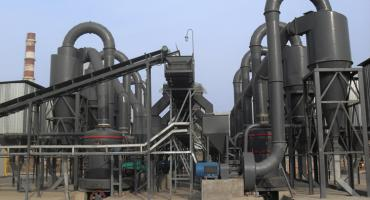 10TPH Flyash Grinding Project in India