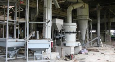 7TPH Calcined Petroleum Coke Grinding Line
