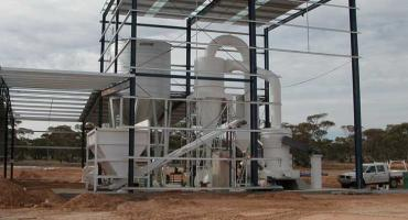 80-90TPH Limestone Grinding Project