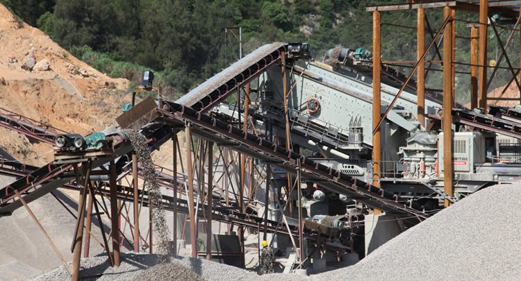 Mobile Crusher Used in Building Wastes Projects