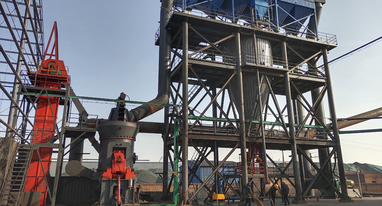 Cement Grinding Plant for Sale