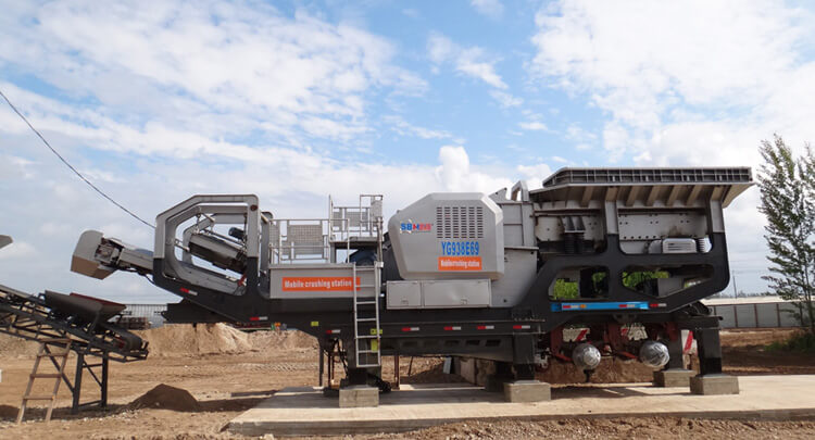 Complete Stone Crushing Plant