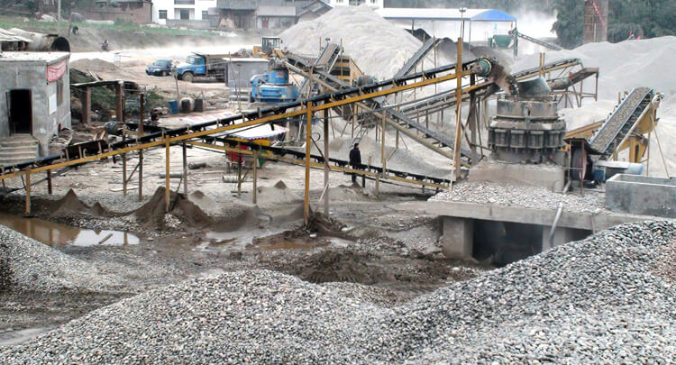 Short Head Cone Crusher