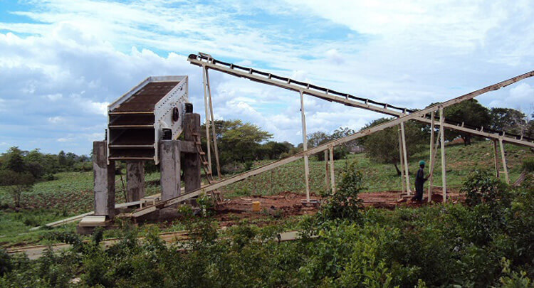 Stone Crusher In Pakistan